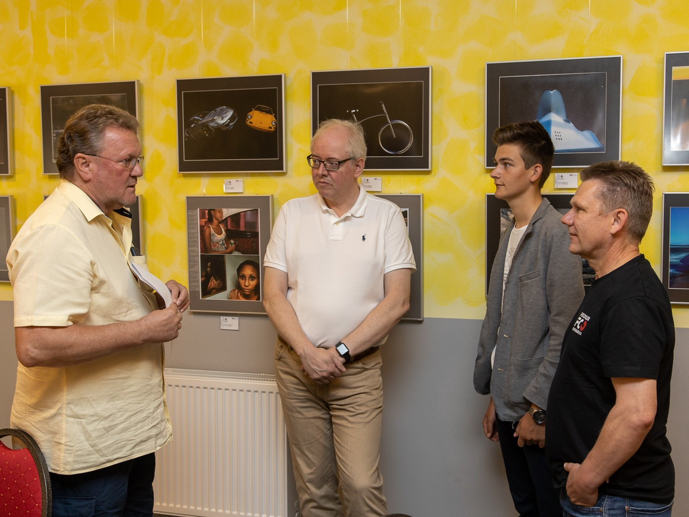 FCO Mitglieder jurieren bei befreundeten Fotoclub Fotografische Gesellschaft Ludwigshafen e.V.