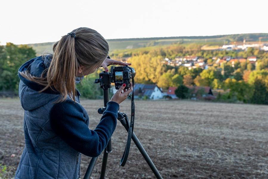 """Jugend Workshop """"Panoramafotografie"""" mit Hermann Mohr am 27.09.2018"""