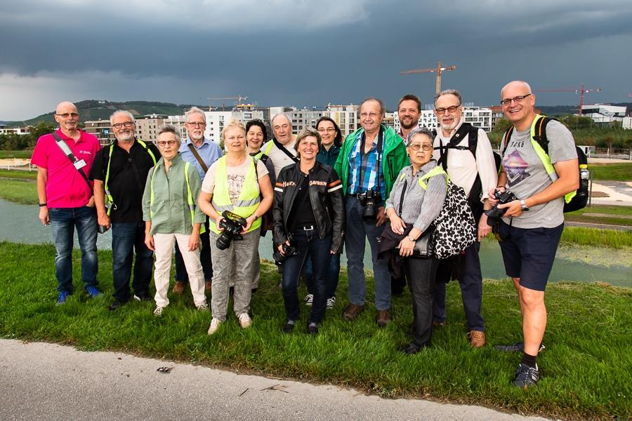 Foto-Exkursion auf dem BUGA-Gelände Heilbronn
