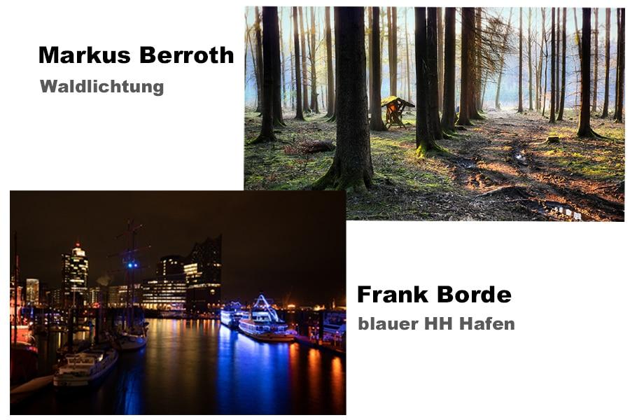 Bilder des Monats März 2020 – Wahl per Videokonferenz Platz 1: Frank Borde punktgleich mit Markus Berroth