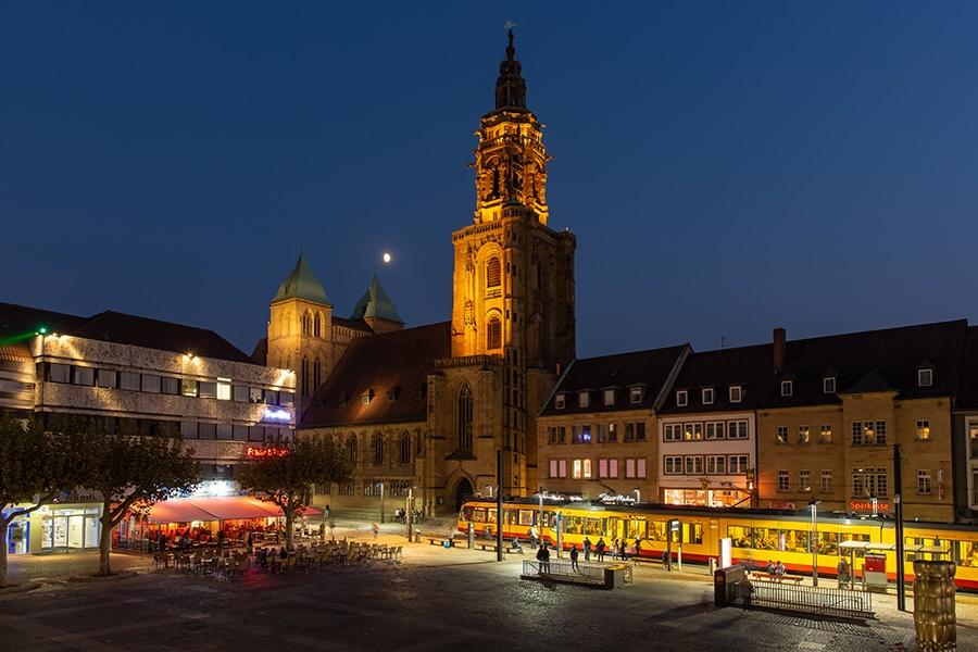 Club-Workshop – Abend- bzw. Nachtaufnahmen in Heilbronn am 19.10.2018