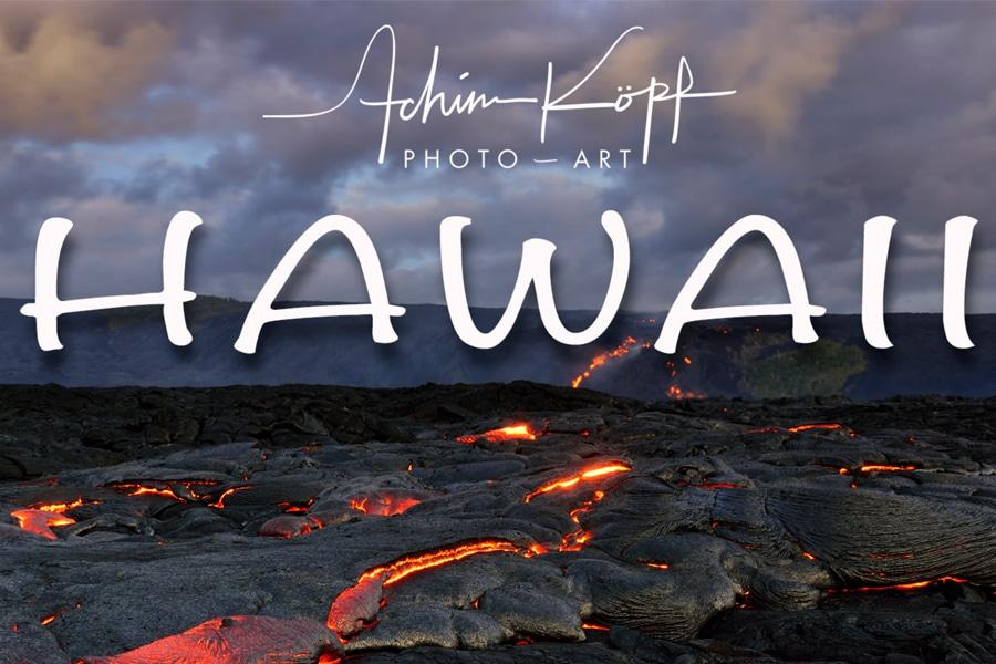 """Achim Köpf präsentiert Multivisionsshow über """"Hawaii"""""""