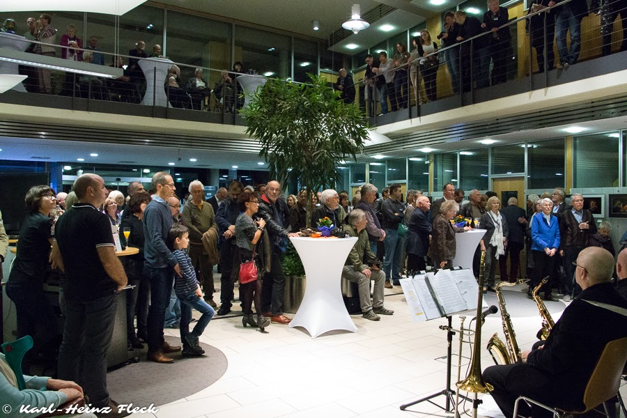 "Ausstellung ""35 Jahre Fotoclub Obersulm e.V."" eröffnet"
