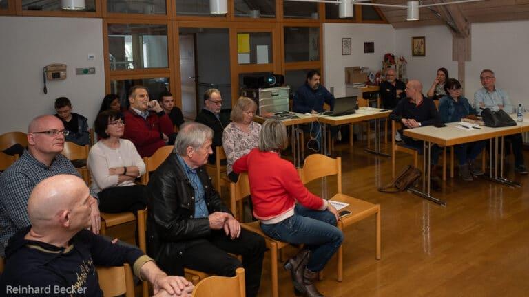 1. Club-Fotowettbewerb 2020 des Fotoclubs Obersulm – Sieger Karl-Heinz Waffenschmid
