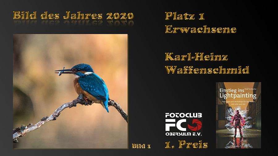 """Wahl """"Bild des Jahres 2020"""" – Erwachsene – Sieger: Karl-Heinz Waffenschmid"""