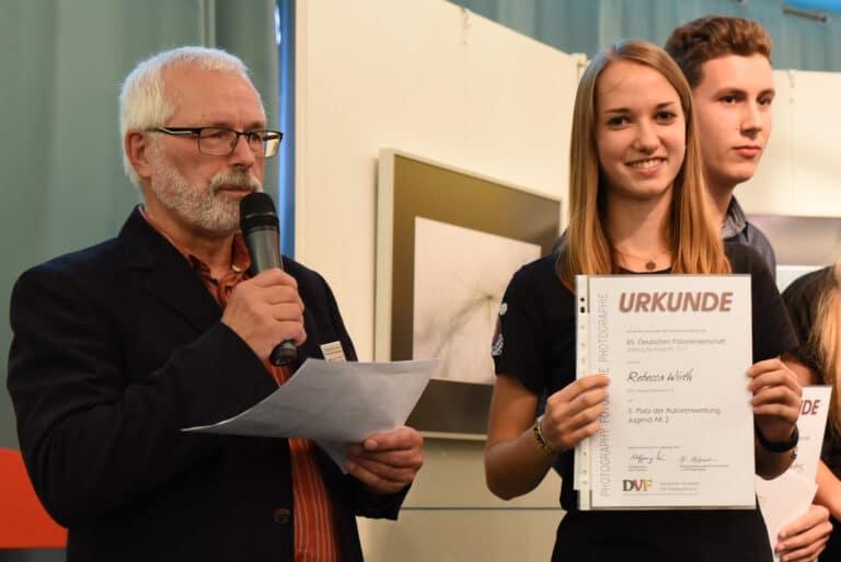 Platz 3 für Rebecca Wirth bei der Deutschen Fotomeisterschaft 2017