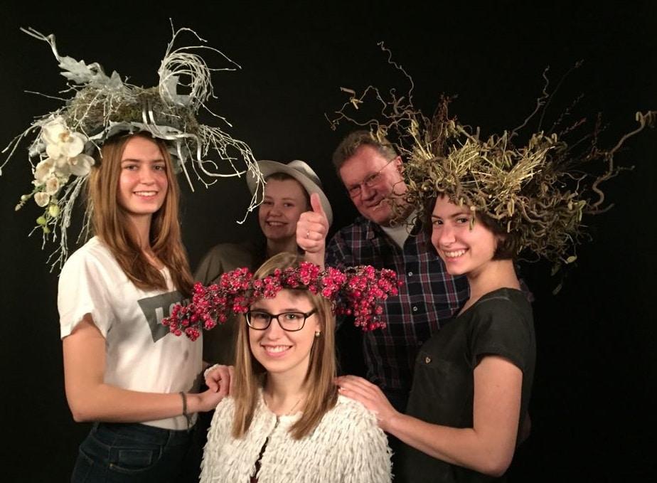 Jugendworkshop bei Thomas Detzner am 17.03.2018