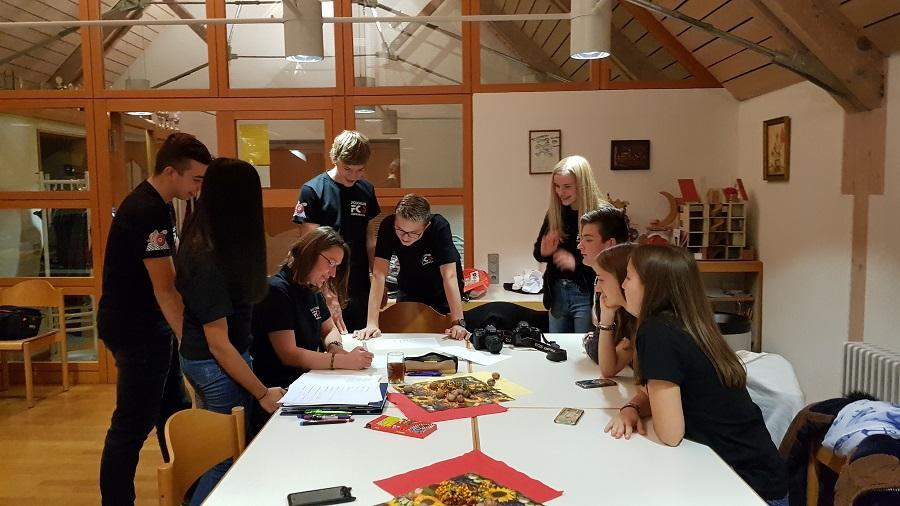 Jugend Fotoclub 15.11.2018 – Vorbereitungen für ZINGST 2019